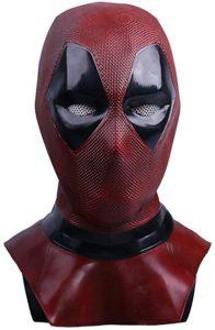 Disfraz de Deadpool - Máscara de Deadpool