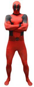 Disfraz de Deadpool para adultos Multitalla 2 - Los mejores disfraces de Deadpool - Disfraz de Deadpool de Marvel