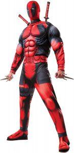 Disfraz de Deadpool para adultos Multitalla 3 - Los mejores disfraces de Deadpool - Disfraz de Deadpool de Marvel