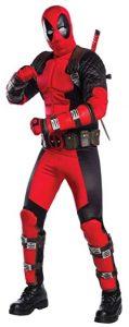 Disfraz de Deadpool para adultos Multitalla - Los mejores disfraces de Deadpool - Disfraz de Deadpool de Marvel