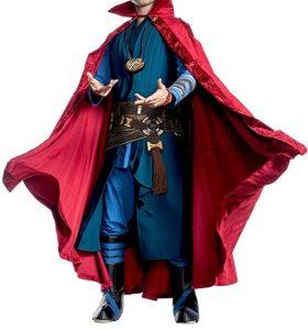 Disfraz de Doctor Strange para adultos Multitalla 3 - Los mejores disfraces de Doctor Strange - Disfraz de Stephen Strange de Marvel