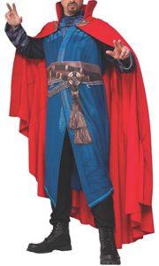 Disfraz de Doctor Strange para adultos Multitalla 5 - Los mejores disfraces de Doctor Strange - Disfraz de Stephen Strange de Marvel