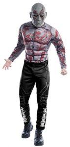 Disfraz de Drax para adultos Talla única - Los mejores disfraces de Drax - Disfraz de Drax de Marvel