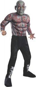 Disfraz de Drax para niños 3-4 años - Los mejores disfraces de Drax - Disfraz de Drax de Marvel