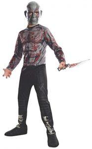 Disfraz de Drax para niños 5-6 años - Los mejores disfraces de Drax - Disfraz de Drax de Marvel