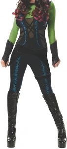 Disfraz de Gamora para adultos Talla única - Los mejores disfraces de Gamora - Disfraz de Gamora de Marvel