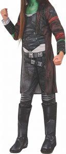 Disfraz de Gamora para niñas Multitalla - Los mejores disfraces de Gamora - Disfraz de Gamora de Marvel