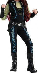 Disfraz de Gamora para niñas Talla única - Los mejores disfraces de Gamora - Disfraz de Gamora de Marvel