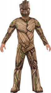 Disfraz de Groot para niños Multitalla 4 - Los mejores disfraces de Groot - Disfraz de Groot de Marvel