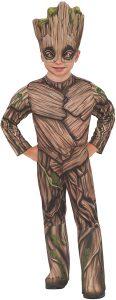 Disfraz de Groot para niños Talla única 2 - Los mejores disfraces de Groot - Disfraz de Groot de Marvel