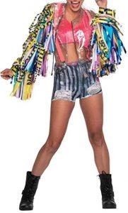 Disfraz de Harley Quinn Birds of Prey para mujeres Multitalla 2 - Los mejores disfraces de Harley Quinn - Disfraz de Harley Quinn de DC