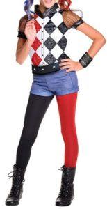 Disfraz de Harley Quinn DC Super Hero Girls para niñas Multitalla - Los mejores disfraces de Harley Quinn - Disfraz de Harley Quinn de DC