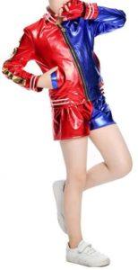 Disfraz de Harley Quinn Escuadrón Suicida para niñas Multitalla 2 - Los mejores disfraces de Harley Quinn - Disfraz de Harley Quinn de DC