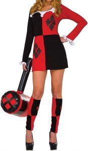Disfraz de Harley Quinn clásica - Los mejores disfraces de Harley Quinn - Disfraz de Harley Quinn de DC