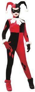 Disfraz de Harley Quinn clásica XS - Los mejores disfraces de Harley Quinn - Disfraz de Harley Quinn de DC