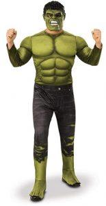 Disfraz de Hulk para adultos Multitalla 2 - Los mejores disfraces de Hulk - Disfraz de Hulk de Marvel