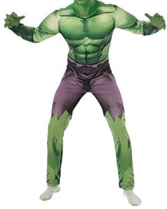 Disfraz de Hulk para adultos Multitalla - Los mejores disfraces de Hulk - Disfraz de Hulk de Marvel