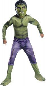 Disfraz de Hulk para niños Multitalla 2 - Los mejores disfraces de Hulk - Disfraz de Hulk de Marvel