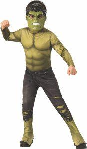 Disfraz de Hulk para niños Multitalla 3 - Los mejores disfraces de Hulk - Disfraz de Hulk de Marvel