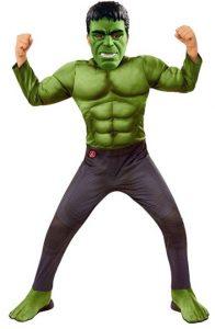 Disfraz de Hulk para niños Multitalla 5 - Los mejores disfraces de Hulk - Disfraz de Hulk de Marvel