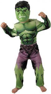 Disfraz de Hulk para niños Multitalla 6 - Los mejores disfraces de Hulk - Disfraz de Hulk de Marvel