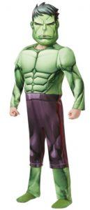 Disfraz de Hulk para niños Multitalla - Los mejores disfraces de Hulk - Disfraz de Hulk de Marvel