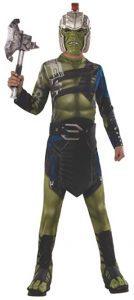 Disfraz de Hulk para niños Multitalla Ragnarok - Los mejores disfraces de Hulk - Disfraz de Hulk de Marvel