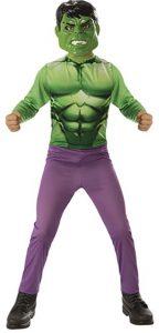 Disfraz de Hulk para niños S - 2 - Los mejores disfraces de Hulk - Disfraz de Hulk de Marvel