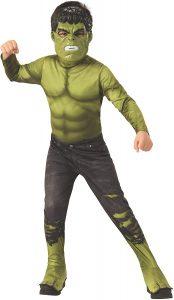 Disfraz de Hulk para niños S - Los mejores disfraces de Hulk - Disfraz de Hulk de Marvel