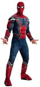Disfraz de Iron Spider-man para adultos Multitalla 2 - Los mejores disfraces de Spider-man - Disfraz de Spider-man de Marvel
