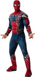 Disfraz de Iron Spider-man para adultos Multitalla - Los mejores disfraces de Spider-man - Disfraz de Spider-man de Marvel