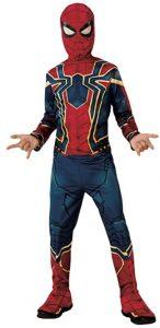 Disfraz de Iron Spider-man para niños Multitalla - Los mejores disfraces de Spider-man - Disfraz de Spider-man de Marvel