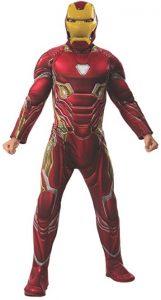 Disfraz de Iron man para adultos multitalla 1 - Los mejores disfraces de Iron man - Disfraz de Iron man de Marvel