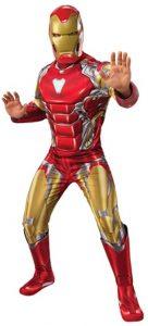 Disfraz de Iron man para adultos multitalla 2 - Los mejores disfraces de Iron man - Disfraz de Iron man de Marvel
