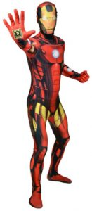 Disfraz de Iron man para adultos multitalla 3 - Los mejores disfraces de Iron man - Disfraz de Iron man de Marvel
