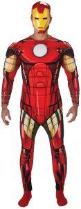 Disfraz de Iron man para adultos multitalla 4 - Los mejores disfraces de Iron man - Disfraz de Iron man de Marvel