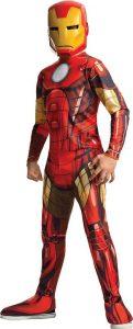 Disfraz de Iron man para niños multitalla 3 - Los mejores disfraces de Iron man - Disfraz de Iron man de Marvel