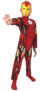 Disfraz de Iron man para niños multitalla 5 - Los mejores disfraces de Iron man - Disfraz de Iron man de Marvel