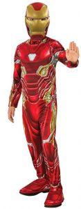 Disfraz de Iron man para niños multitalla 7 - Los mejores disfraces de Iron man - Disfraz de Iron man de Marvel