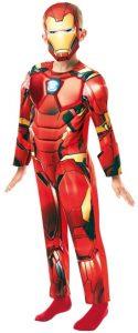 Disfraz de Iron man para niños multitalla - Los mejores disfraces de Iron man - Disfraz de Iron man de Marvel