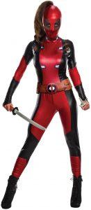 Disfraz de Lady Deadpool para adultos Multitalla - Los mejores disfraces de Deadpool - Disfraz de Deadpool de Marvel