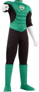 Disfraz de Linterna Verde para adultos Multitalla 3 - Los mejores disfraces de Linterna Verde - Disfraz de Linterna Verde de DC