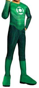 Disfraz de Linterna Verde para niño - Los mejores disfraces de Linterna Verde - Disfraz de Linterna Verde de DC