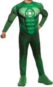 Disfraz de Linterna Verde para niños - Los mejores disfraces de Linterna Verde - Disfraz de Linterna Verde de DC
