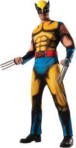 Disfraz de Lobezno para adultos Multitalla 2 - Los mejores disfraces de Lobezno - Disfraz de Wolverine de Marvel