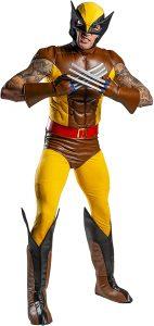 Disfraz de Lobezno para adultos Multitalla 3 - Los mejores disfraces de Lobezno - Disfraz de Wolverine de Marvel