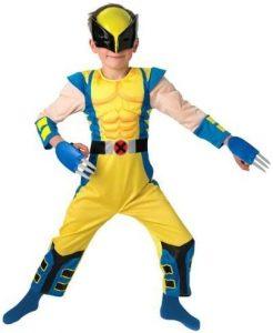 Disfraz de Lobezno para niños Multitalla 2 - Los mejores disfraces de Lobezno - Disfraz de Wolverine de Marvel