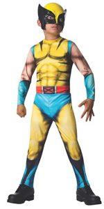 Disfraz de Lobezno para niños Multitalla 3 - Los mejores disfraces de Lobezno - Disfraz de Wolverine de Marvel