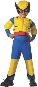 Disfraz de Lobezno para niños Multitalla - Los mejores disfraces de Lobezno - Disfraz de Wolverine de Marvel