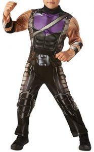 Disfraz de Ojo de Halcón para niños Multitalla 2 - Los mejores disfraces de Hawkeye - Disfraz de Ojo de Halcón de Marvel